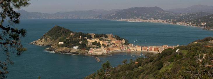 Vittorio Puggioni-0037 Sestri Levante - Baia del Silenzio e panorama