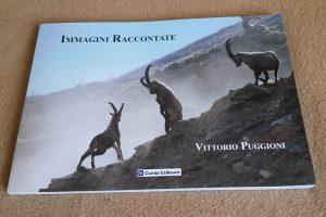 Vittorio Puggioni - Immagini raccontate - copertina del libro